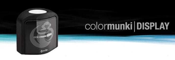 X-Rite ColorMunki Display – zaawansowana technologia i prostota użycia dla dokładnego odwzorowania barw na ekranie