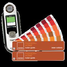 Zestaw Pantone Capsure + wzorniki Color Guide