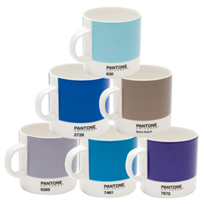 Pantone Espresso set Mixed Blues 2011-021