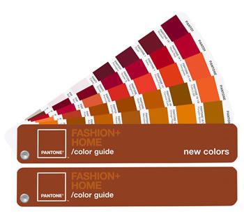 Wzornik Pantone Fashion & Home Color Guide