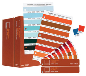Zestaw wzorników Pantone Fashion & Home Color Specifier + Color Guide
