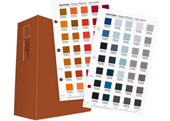 Wzornik Pantone Fashion & Home Cotton Planner