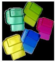Zapasowe próbki do wzornika próbnika kolorów Pantone Plus Plastic Transparent Selector Chips - LCT
