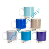 Zestaw kubków Pantone Mugs - Mixed Blues