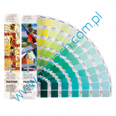 Wzorniki Pantone Plus Color Bridge Set Coated and Uncoated
