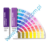 Wzorniki Pantone Plus Formula Guide Solid Coated and Uncoated