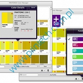 Oprogramowanie Pantone Plus Color Manager Software